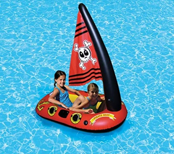 inflatable raft with sail.jpg