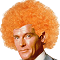 Roger Moore's Afro